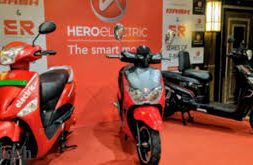 Hero Electric ties up with startup eBikeGO