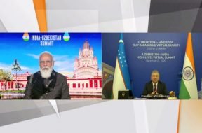 India and Uzbekistan sign nine agreements to strengthen strategic partnership