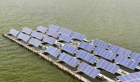 India to commission floating solar power plants in Sri Lanka