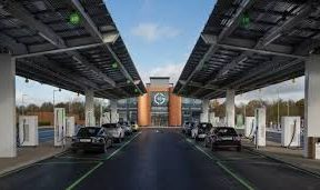 Is This the Electric Vehicle Filling Station of the Future