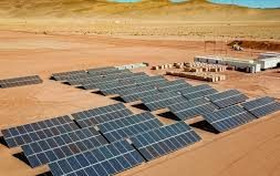KOM Ombo solar park will finally be built by sterling and Wilson