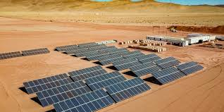EGYPT : KOM Ombo solar park will finally be built by sterling and Wilson