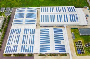New Wide 2.27MWp PV Plant in Tay Ninh Provinc, Vietnam, Using SG110CX_image