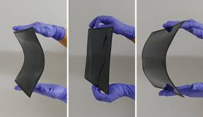 New record efficiency for flexible perovskite solar cells