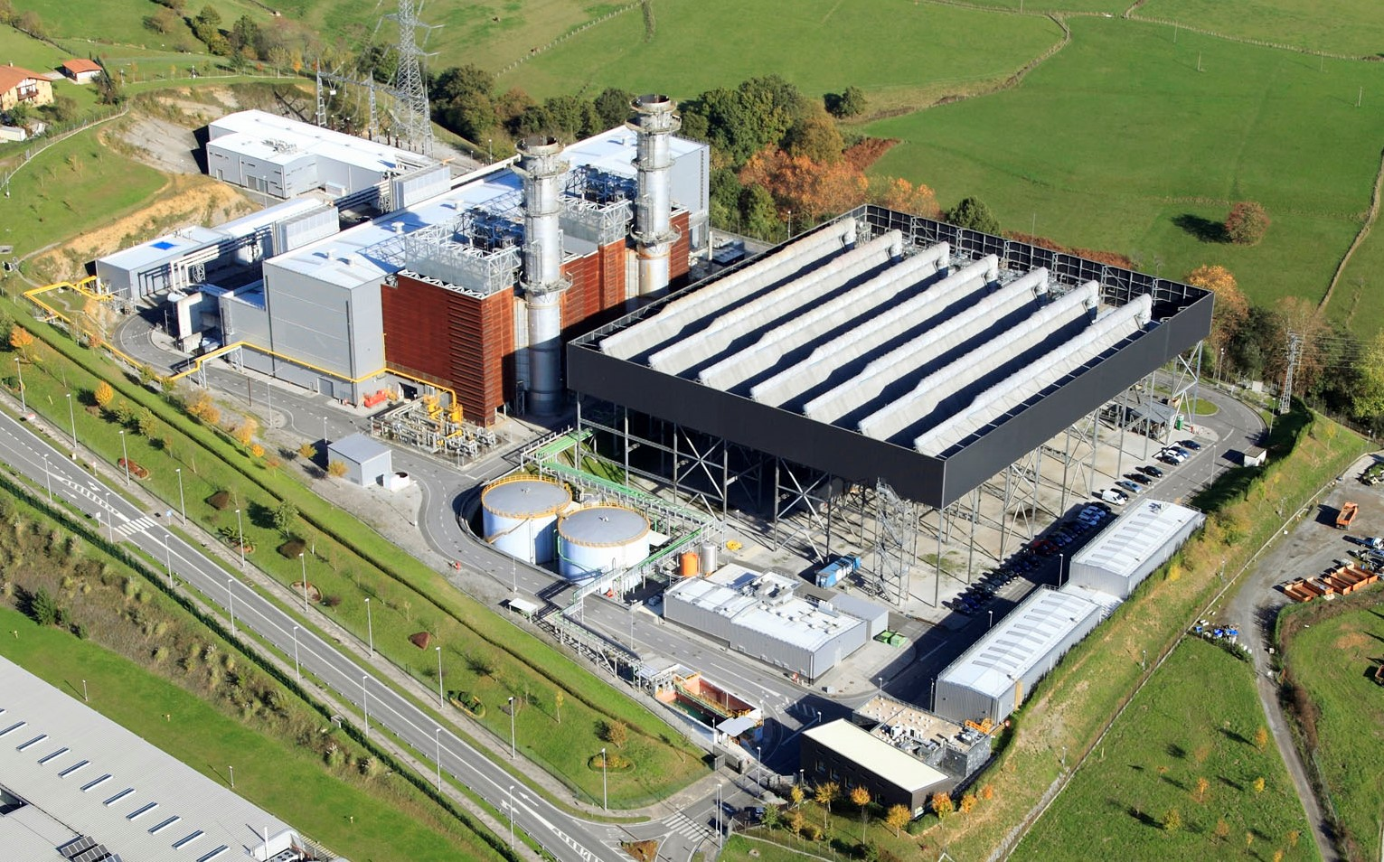 The first green hydrogen plant that maximizes the use of existing infrastructure in Spain will start operations in Amorebieta in 2022