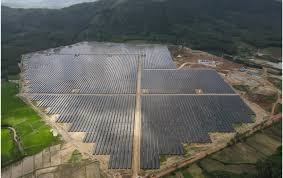 Sharp completes 50-MW PV plant in Vietnam