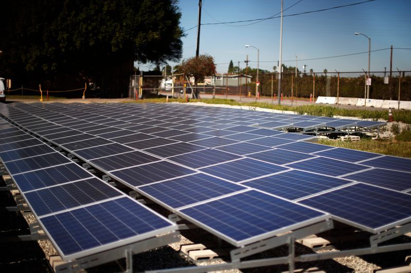 Sizzling hot: Solar stocks set to end pandemic year at record highs