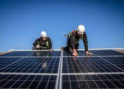 Spain's Green Boom Hands Utilities Top Spot in Stock Benchmark