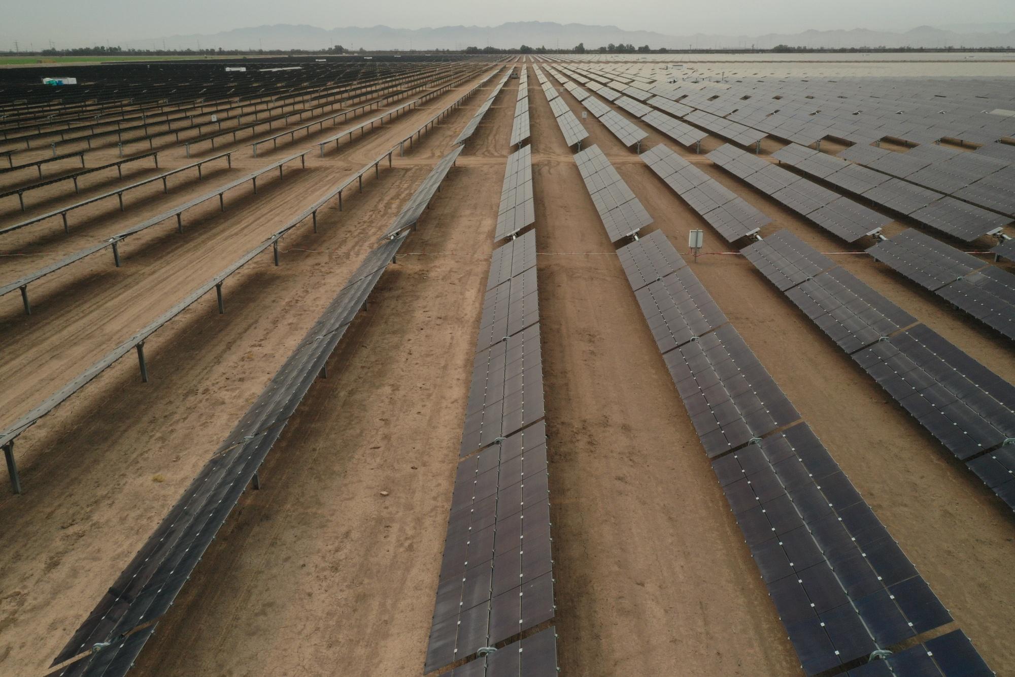 Trump Faces Another Legal Battle Over Stiffer Solar Tariffs
