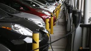 URA and LTA launch pilot tender for electric vehicle charging points in public car parks