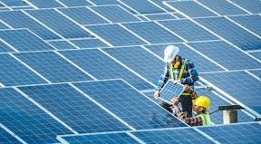 Vesconite equips its Virginia plant with a 60 kWp solar system
