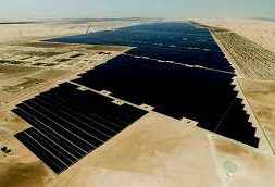 World's Largest Solar Project, 2 Gigawatt Solar Project In Abu Dhabi, Moves Forward