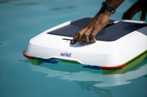 Ariel, the solar-powered robot will make its debut at CES 2021