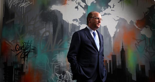 BlackRock chief pushes a big new climate goal for the Corporate World