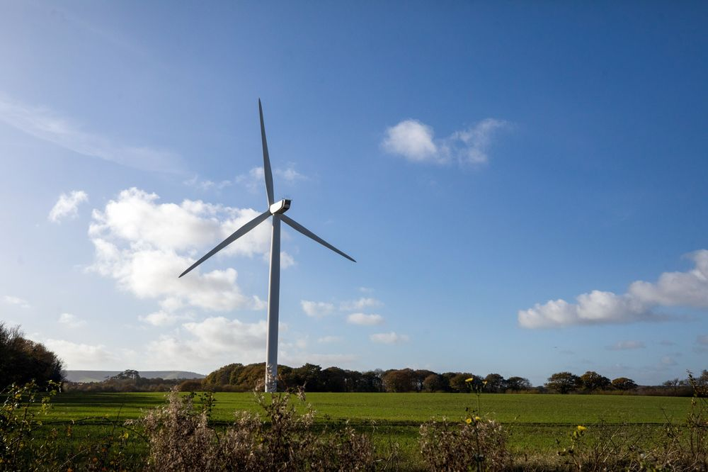 Carlyle's Wind Farm Parts Maker Will Give ESG Savings to Charity