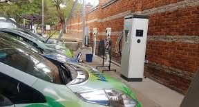 DPA Is Installing Electric Vehicle Charging Stations Across Zimbabwe