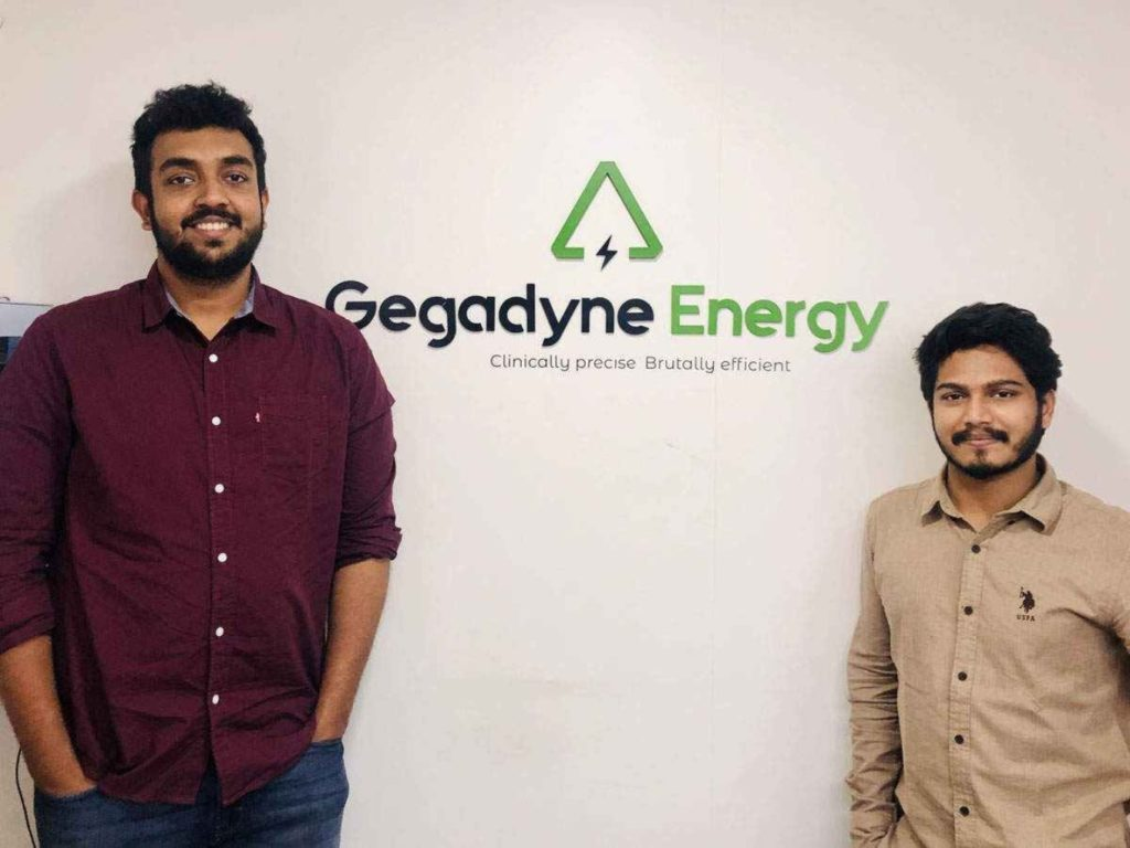 EV Battery Company Gegadyne Raises $5 Mn From V-Guard