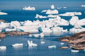 Earth Lost 28 Trillion Tonnes of Ice in 24 Years Due to Warming- Study