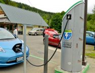 Electric vehicle charging station to be installed at Tyhee Lake Provincial Park