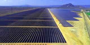 Establishment of Bukpi Solar Park at Pherzawl District, Manipur