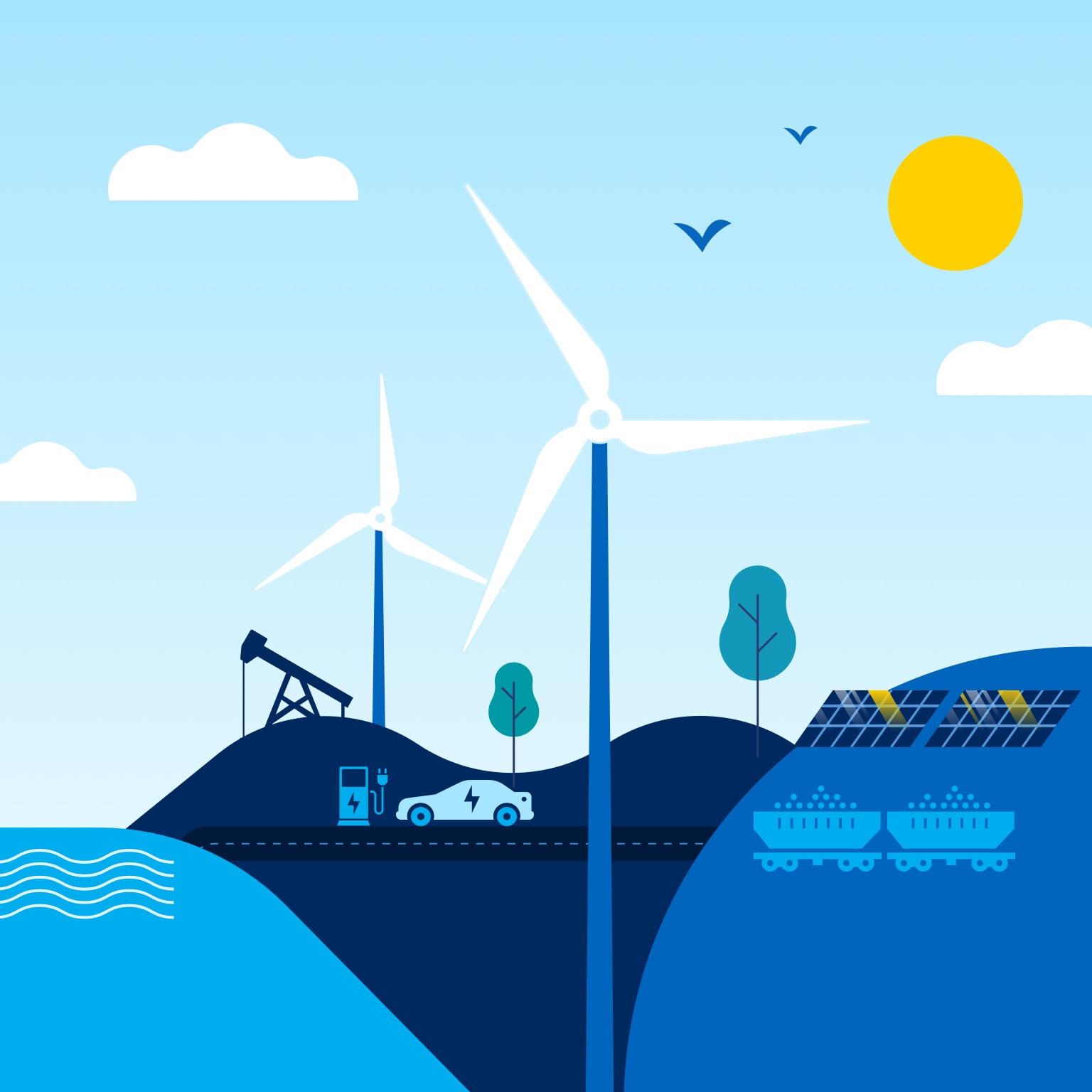 Global Energy Perspective 2021