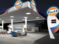 Gulf Oil enters EV market- Invests in UK's Indra charging solutions tech company