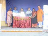 HSNC University's K.C. College initiated Solar Urja Project in Maharashtra