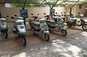 Hero Electric delivers first 12 e-bikes to Pioneer Asia Group