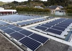 Japan firm using school pools to improve solar system efficiency