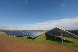 Jetion Solar Supplies 100 MW Solar Modules to the large scale PV Project in northwestern China