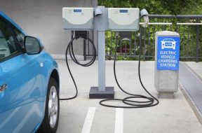 KEL's first electric vehicle charging station to be commissioned in February