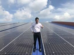 Malaysian scientist recognised for work on solar energy