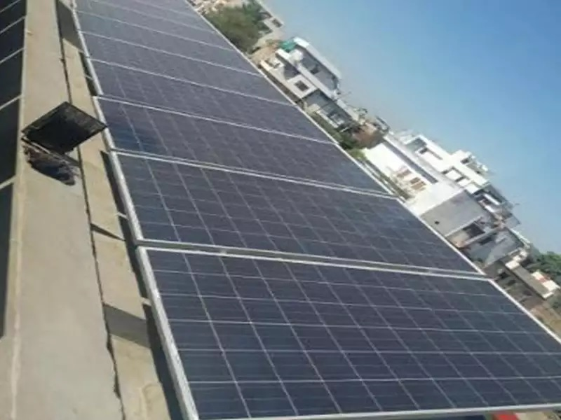 Kerala turns homes into 'mini-solar power stations'