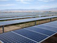 PHOTO – 110MW El Pelicano Solar Plant in Chile