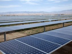 PHOTO – 110MW El Pelicano Solar Plant in Chile