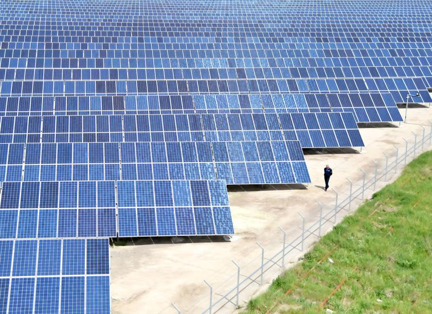 Shwe Taung wins tender for three solar power project in Myanmar