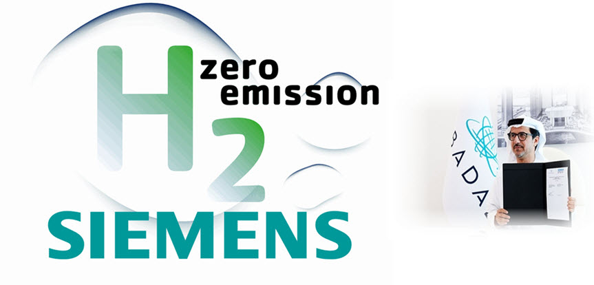 Siemens Energy to drive the development of green hydrogen economy in the Middle East