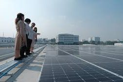 Tan Son Nhat airport installed its first solar power system with Swedish-Finnish engineering