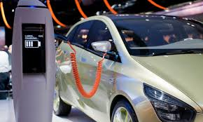 These companies want to charge your electric vehicle as you drive