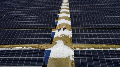 Sri Lanka awards China $12 million contract to build renewable energy system in Jaffna