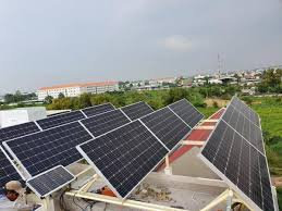 Village left out of solar power project, Isoc admits