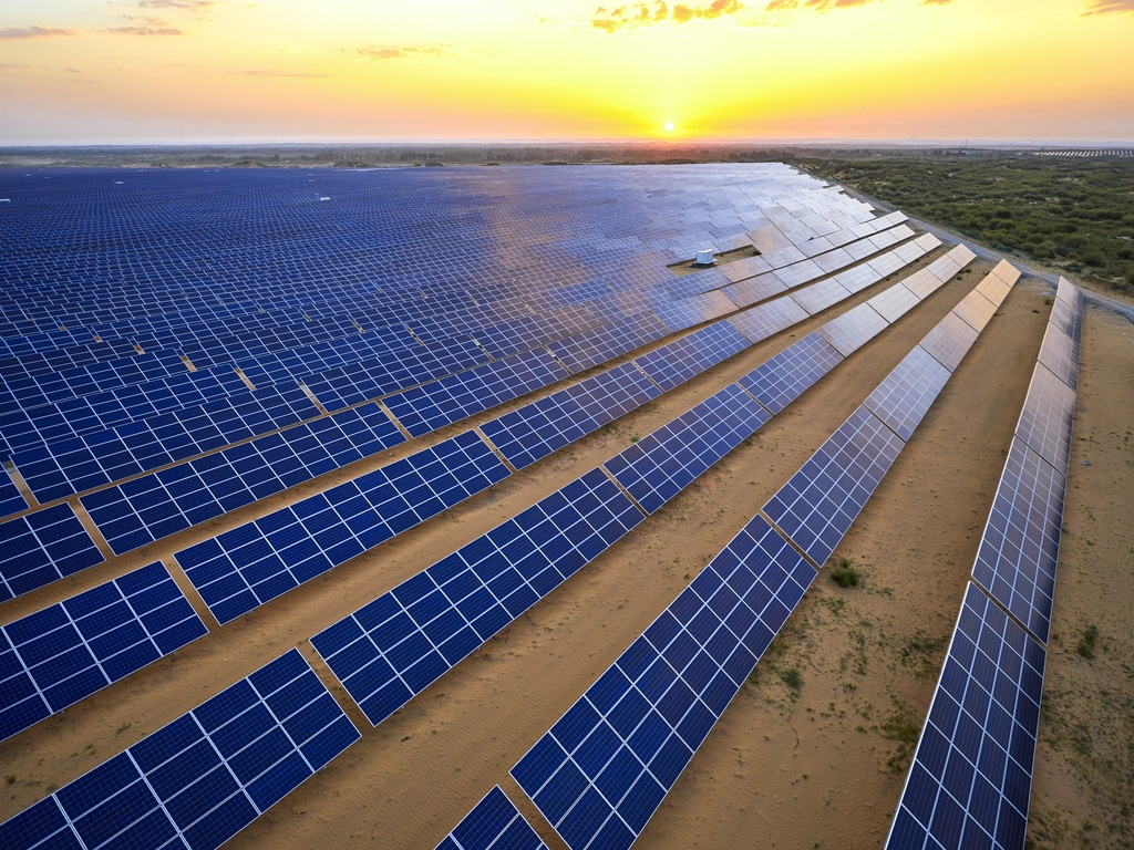 SOUTH AFRICA : Zeerust solar power plant (75 MWp) goes into commercial operation