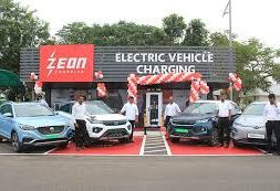 Zeon Charging opens first fast-charging station at Salem
