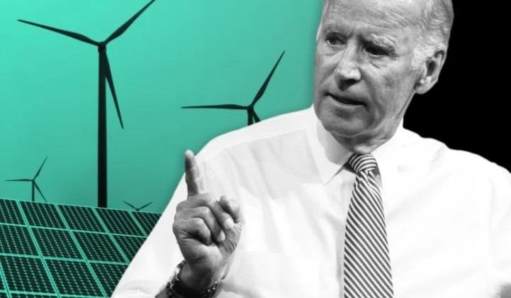 Can Biden Get a 100% Clean Energy Bill Through Congress?