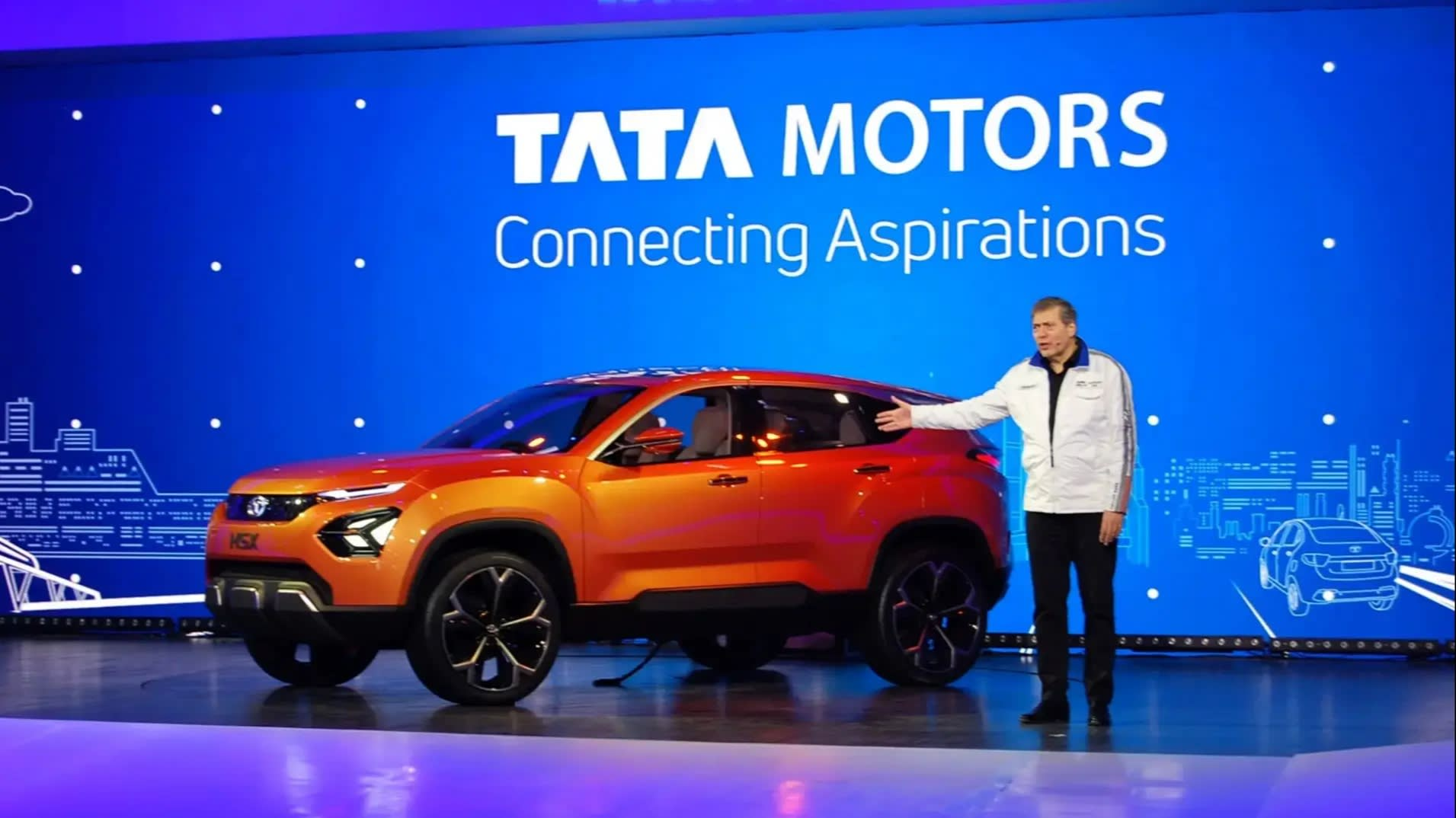 Tata Motors plans series of 'affordable' e-vehicles