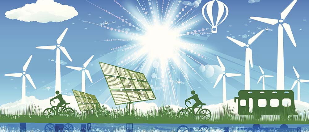 Working together to achieve clean energy transition