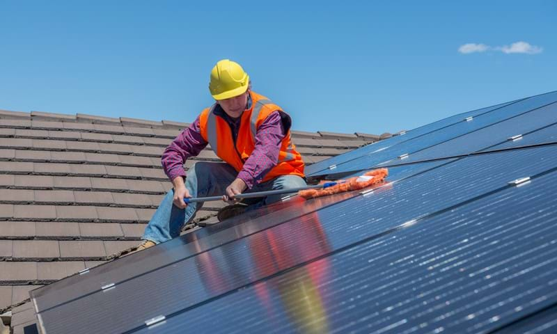 Solar power now cheapest way to add electricity in many markets – and getting cheaper