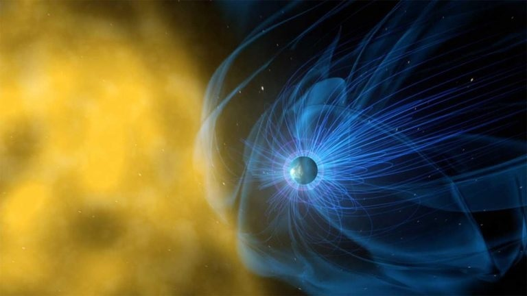 Earth's magnetic field broke down 42,000 years ago, triggering extinctions & climate crisis