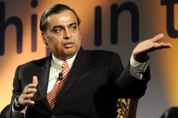 Mukesh Ambani says he will make batteries ahead of a boom in electric vehicles⁠