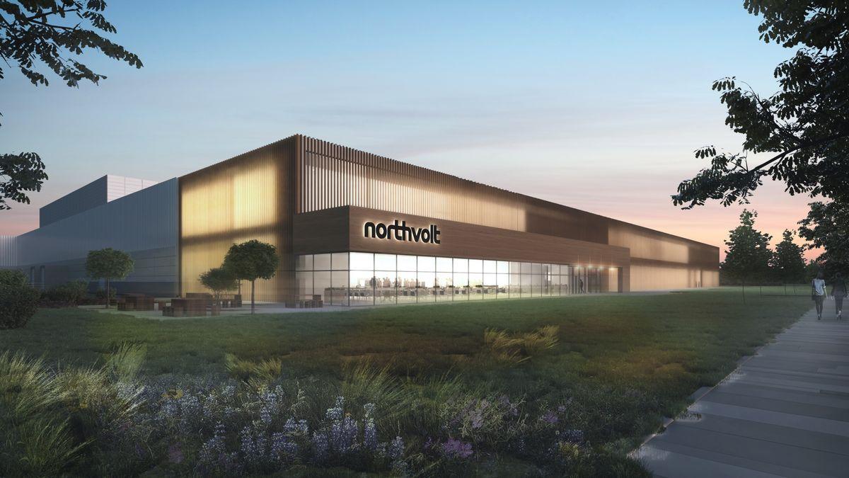 Northvolt Invests $200 Million to Expand Energy Storage Business